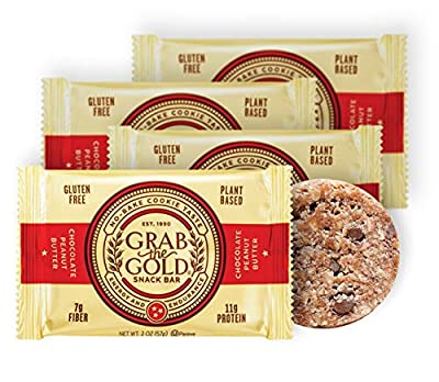 Grab The Gold Protein Bars – 2.0 Oz