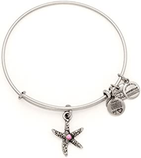 Arms Of Strength Charm Bangle Russian Silver, CBD13GGRS