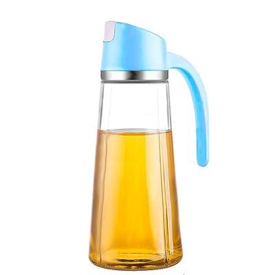 Olive Oil Dispenser Bottle with Auto Flip Cap 1...