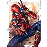 Kit de diamond painting Spiderman sans cadre 14*18 Inch Spiderman 5.