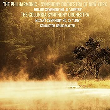 """Mozart Symphony No. 41 """"Jupiter"""" & Symphony No. 36 """"Linz"""""""