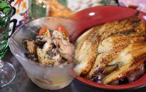 広島産牡蠣(かき)のおつまみと瀬戸内海産焼きあなごギフトセット!牡蠣のおつまみ80g入りが各3パック、白焼き50gが1個(わさび、刺身醤油付き)とあなご蒲焼き60gが2個(タレ付き)(冷凍)