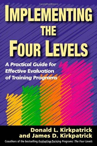 Implementando los 4 niveles de Kirkpatrick