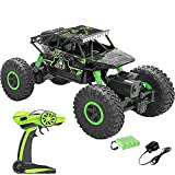 HighRoof 1:18 Rechargeable 4Wd Rally Car Rock Crawler R/C Remote Control Monster Truck