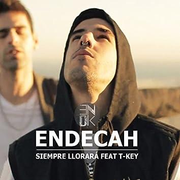 Siempre Llorará (feat. Tkey) [Remix]