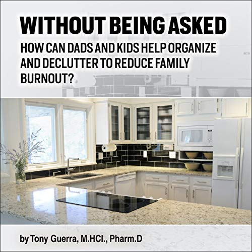 Without Being Asked Audiobook By Tony Guerra cover art