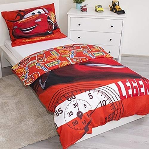 Disney Cars Légende - Bettbezug-Set