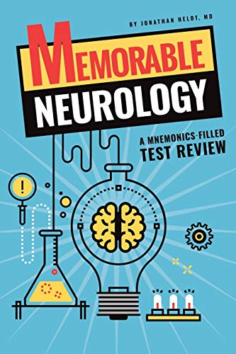 Compare Textbook Prices for Memorable Neurology  ISBN 9780578520148 by Heldt M.D., Jonathan P.