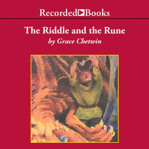 The Riddle and the Rune audiobook cover art