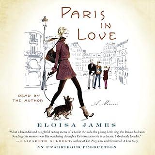 Paris in Love cover art