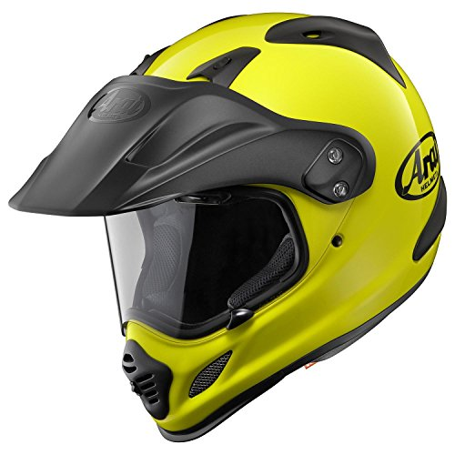 Arai XD4 Helmet (Fluorescent Yellow, Small)