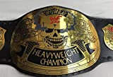 WWE Stone Cold SMOKING SKULL' DELUXE ' Replica BELT