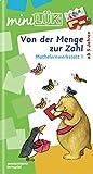 miniLÜK-Übungshefte: miniLÜK: Von der Menge zur Zahl: Aufbauende Übungen für Kinder a...