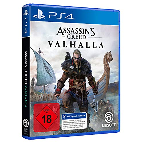 Assassin's Creed Valhalla - Standard Edition (kostenloses Upgrade auf PS5) | Uncut - [PlayStation 4]