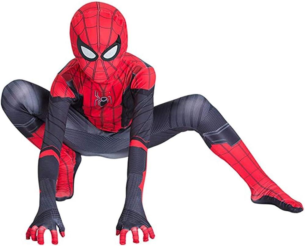 MENGNI Kids Bodysuit Superhero Costumes Halloween Cosplay Costumes
