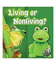 Living and Nonliving book - a science book for preschoolers