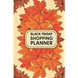 Black Friday Shopping Planner: Great Holiday Shopping Organizer and Planner For Mom Dad Little Kids And Toddlers