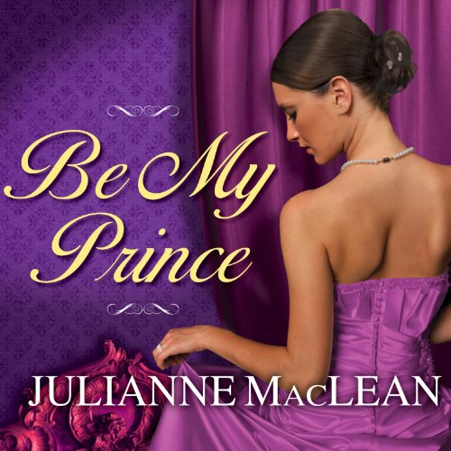 Be My Prince audiobook cover art