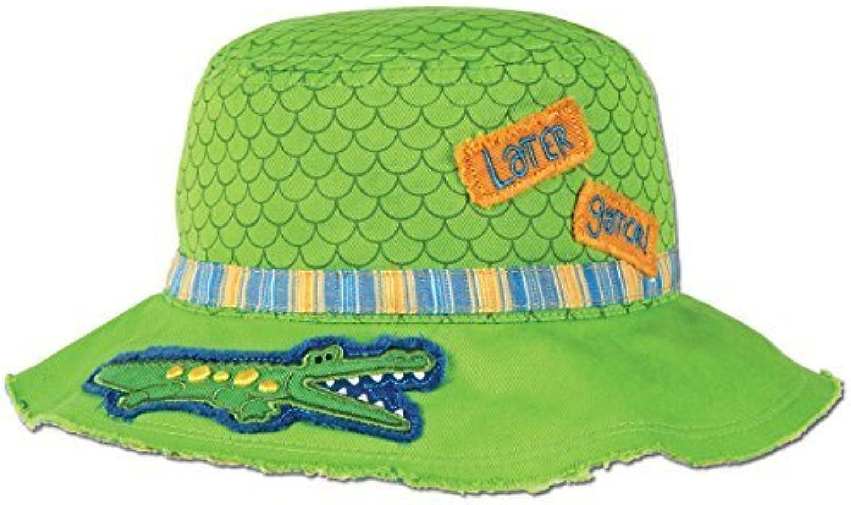 Stephen Joseph Alligator Bucket Hat by Stephen Joseph