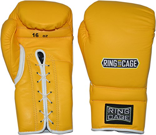Japanese-Style Training Boxing Gloves 2.0 - Hook&Loop or Lace Up - 12oz, 14oz, 16oz, 18oz - 9 Colors...