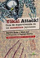 Yokai attack, Guía de supervivencia de monstruos japoneses