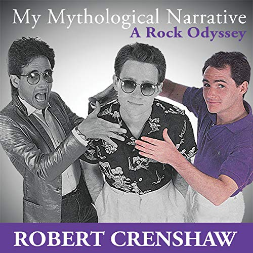 My Mythological Narrative  By  cover art