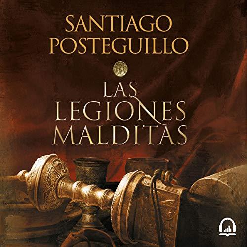 Africanus. Las legiones malditas (Trilogía Africanus 2) [Africanus: The Cursed Legions (Africanus Trilogy, Book 2)] audiobook cover art