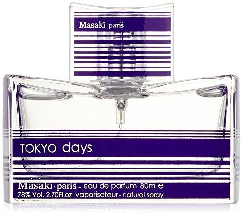 MASAKI MATSUSHIMA Masaki Tokyo Days EDP Vapo 80 ml, 1er Pack (1 x 80 ml)