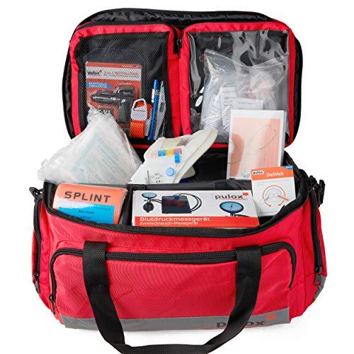 Pulox Erste Hilfe Tasche, Notfalltasche Notfalltool Set