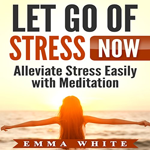 Let Go of Stress Now audiobook cover art