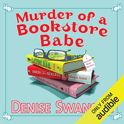 Murder of a Bookstore Babe cover art