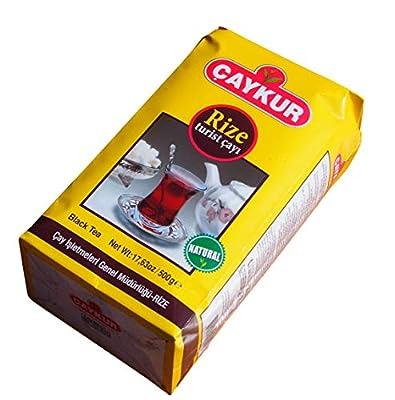 Caykur Rize turque Thé noir de qualité de Turquie (500G)