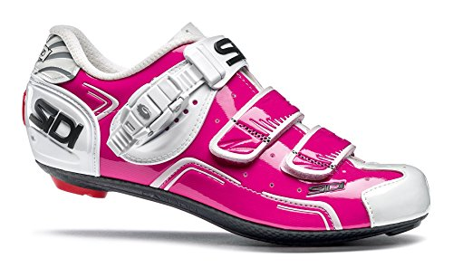 Sidi Level Rennradschuhe Damen Pink/Weiß, 36