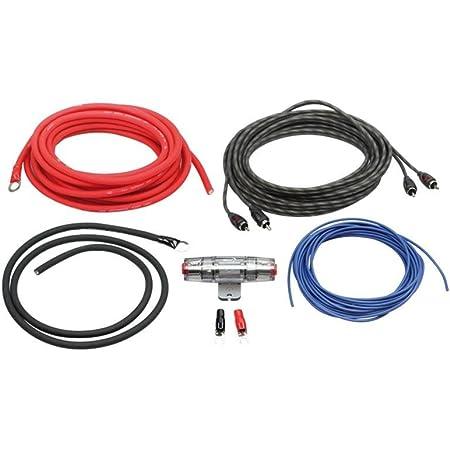 Acv Lk10 Kabelset 10mm Für Endstufe Verstärker Elektronik