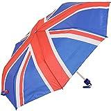 Union Jack Ladies Compact Umbrella