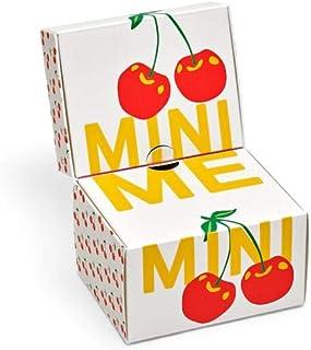 Happy Socks, Calcetines Coloridos y Alegres Mini Me para Mujer-Hombre y bebe Caja de Regalo Gift Box 2-pack Algodón -Multicolor- 36-40/0-12, 41-46/0-12
