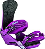 Nitro Snowboards Cosmic '20 All Moutnain Freestyle - Attacchi per snowboard, ultra viola, S/M