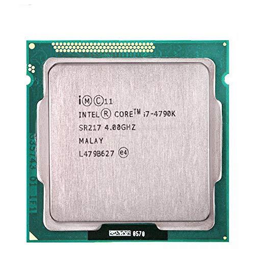 Intel Core I7-4790K I7 4790K 4GHz Quad-Core Eight-Thread CPU Processor 88W 8M LGA 1150 Tested 100% Working