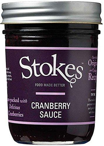 Stokes Cranberry Sauce, 260g