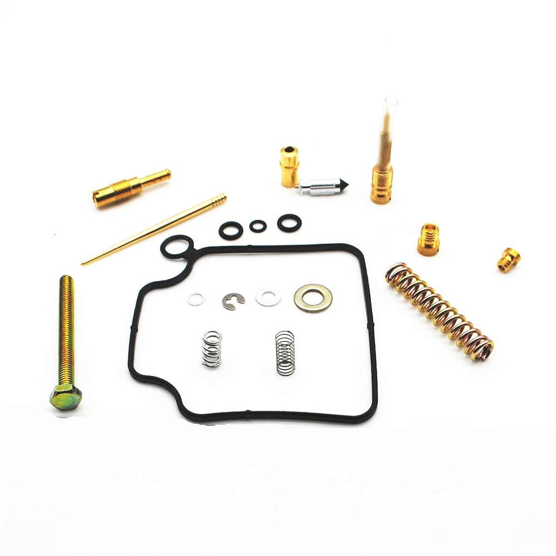 Autu Parts Carburetor Carb Rebuild Kit Repair For TRX 300 1993-2000 TRX300 (1993 1994 1995 1996 1997 1998 1999 2000)