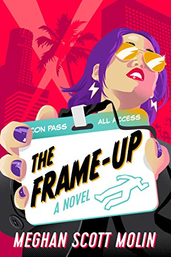 Image of The Frame-Up (The Golden Arrow Mysteries)