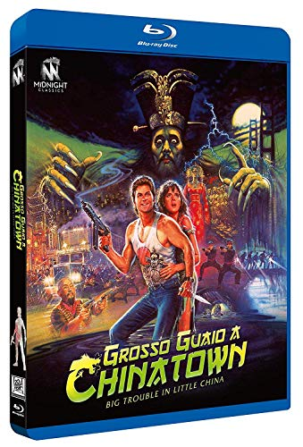 Grosso Guaio A Chinatown (Blu-Ray) ( Blu Ray)