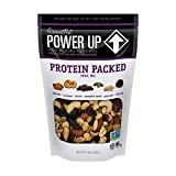 Power Up Trail Mix, Protein Packed Trail Mix, Non-GMO, Vegan, Gluten Free, No Artificial Ingredients, Gourmet Nut, 14 Ounce Bag