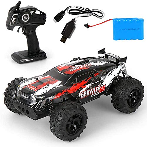 RC Car Radio Control Off Road Buggy RC Car RC Off-Road Buggy 1:14 Schaal Elektrische Radiografische Afstandsbediening Off-Road Buggy Speelgoed Voor Kinderen Gift,Red