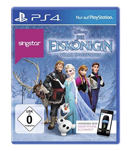 SingStar Die Eiskönigin - Völlig unverfroren - [PlayStation 4]