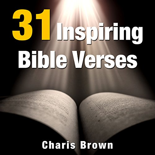 31 Inspiring Bible Verses audiobook cover art