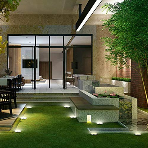 Idomeo Portable Waterproof Solar Lawn Light Ground Light Garden Light