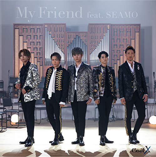 My Friend feat. SEAMO【TYPE-C】(CD)