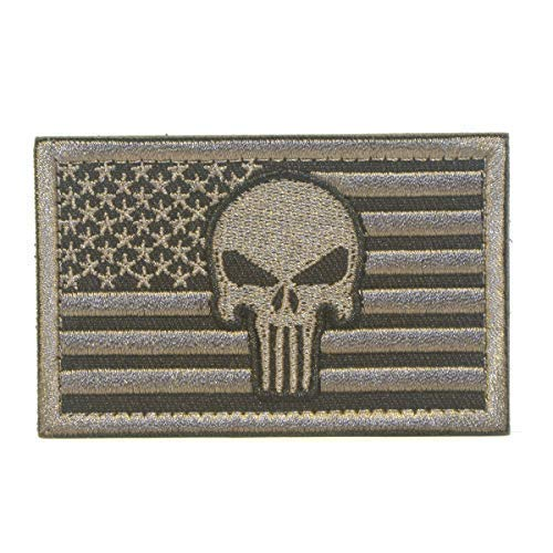 Contractor because Badass is not PATCH DISTINTIVO Velcro Airsoft Paintball Softair