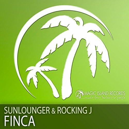 Sunlounger & Rocking J